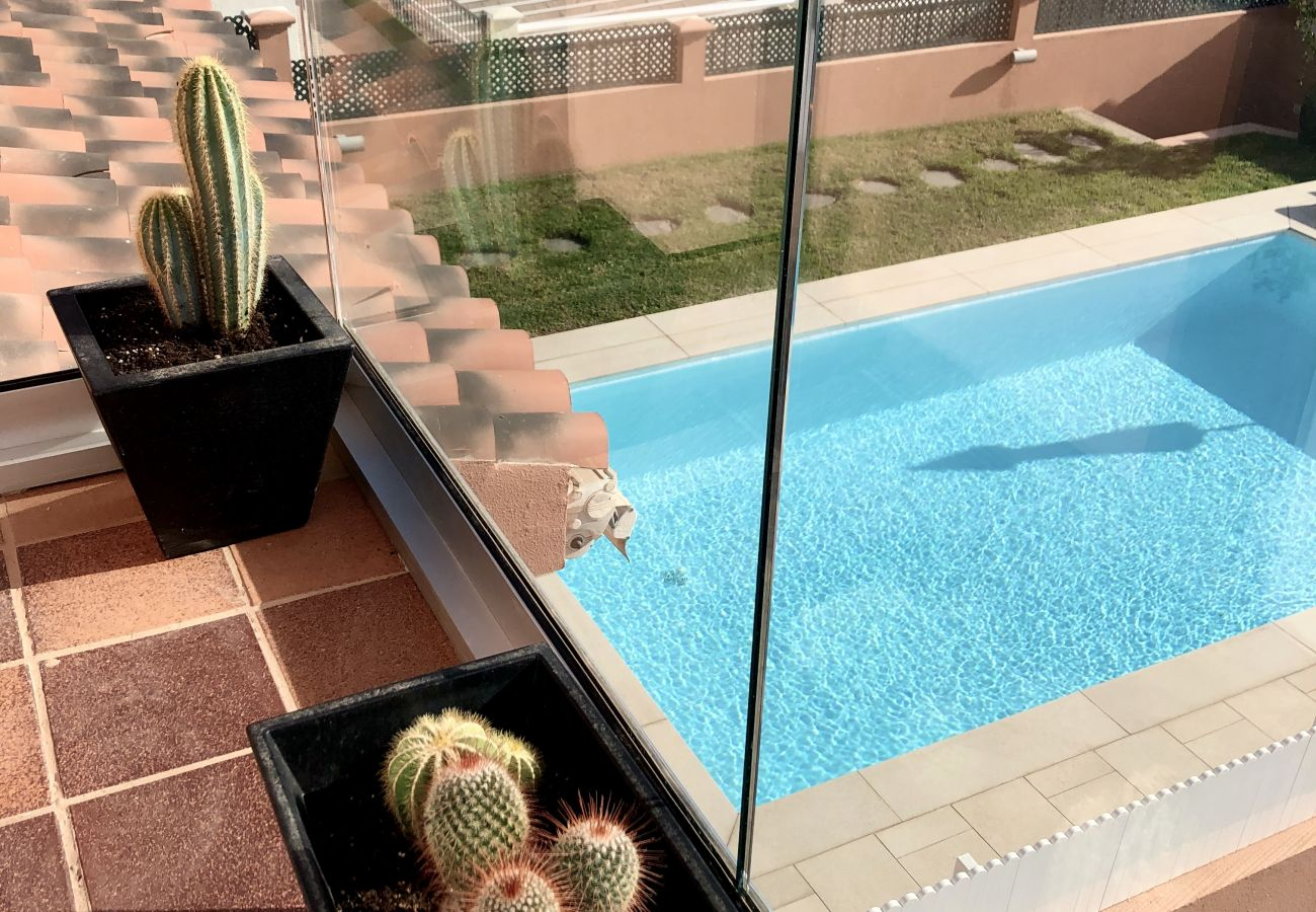 Chalet in Maspalomas - Wunderschöne villa in Meloneras by CanariasGetaway