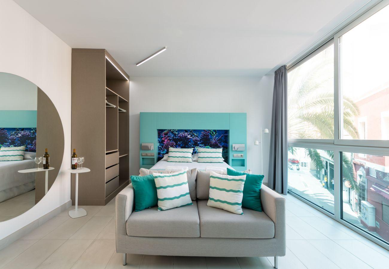 Ferienwohnung in Las Palmas de Gran Canaria - Edison Building 102 By CanariasGetaway