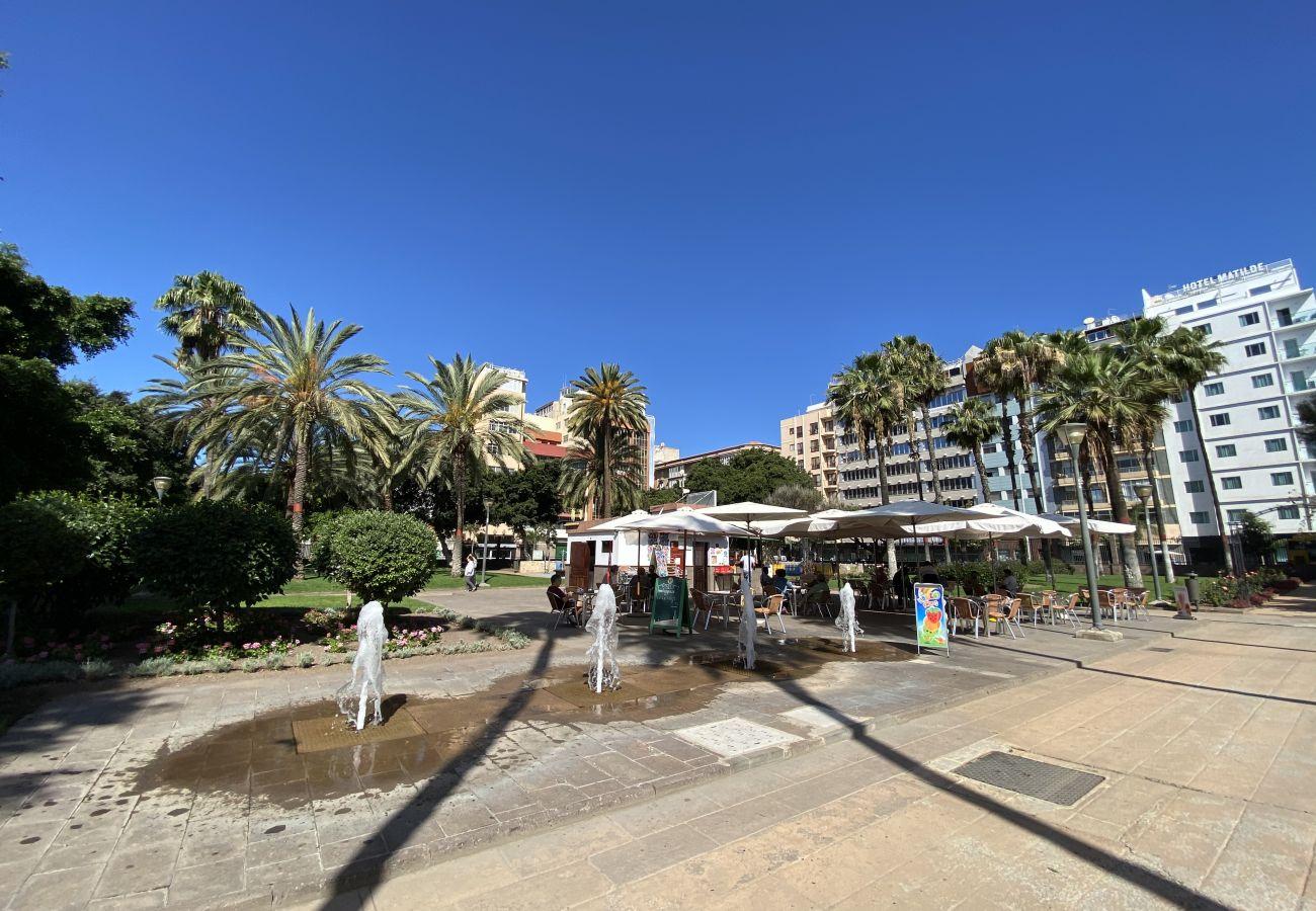 Ferienwohnung in Las Palmas de Gran Canaria - Benecharo by CanariasGetaway