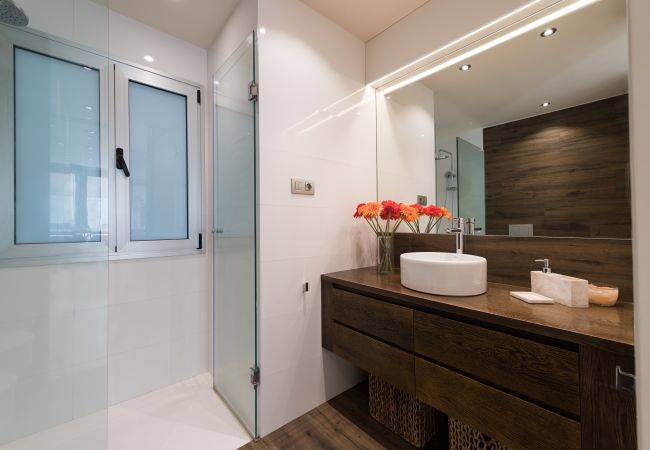 Apartamento en Las Palmas de Gran Canaria - DELUXE CON VISTAS LATERALES AL MAR-GC.10