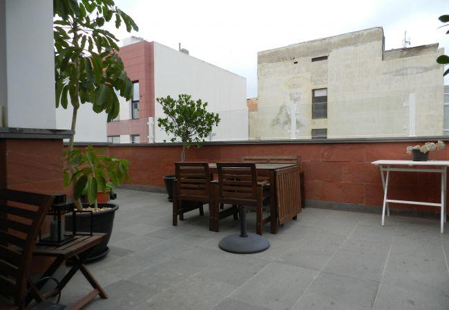 Residencial en Las Palmas de Gran Canaria - COQUETO CON GRAN TERRAZA - SOPHIE