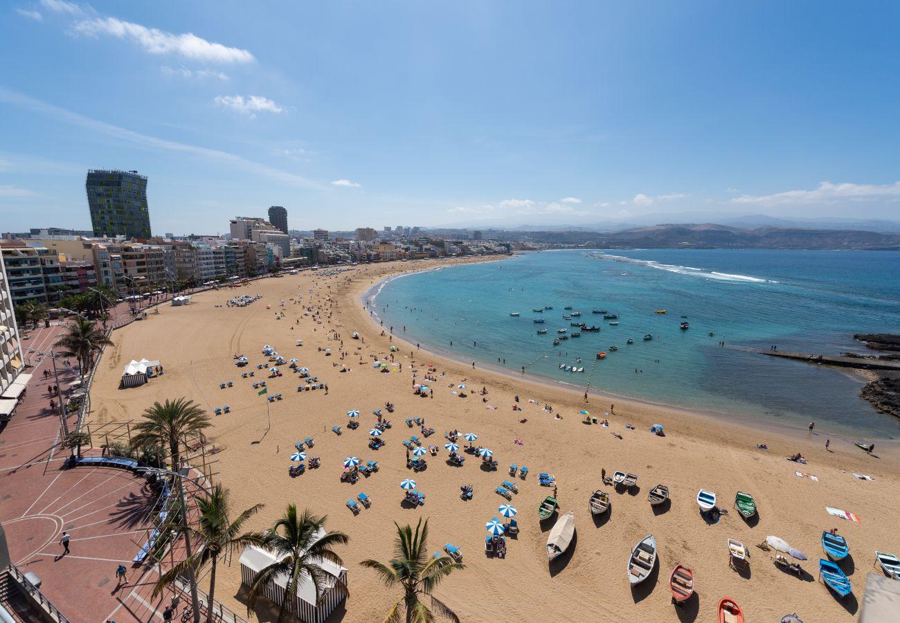 Apartamento en Las Palmas de Gran Canaria - Apartamento con gran balcón al mar by CanariasGetaway
