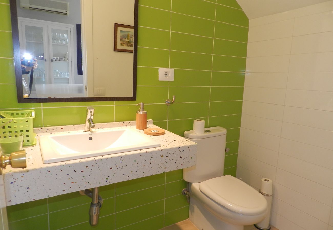Apartamento en Maspalomas - Duplex great garden Meloneras By CanariasGetaway
