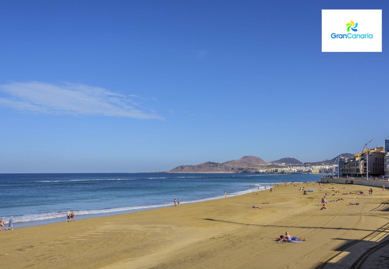Apartamento en Las Palmas de Gran Canaria - Comfty on the beach By CanariasGetaway