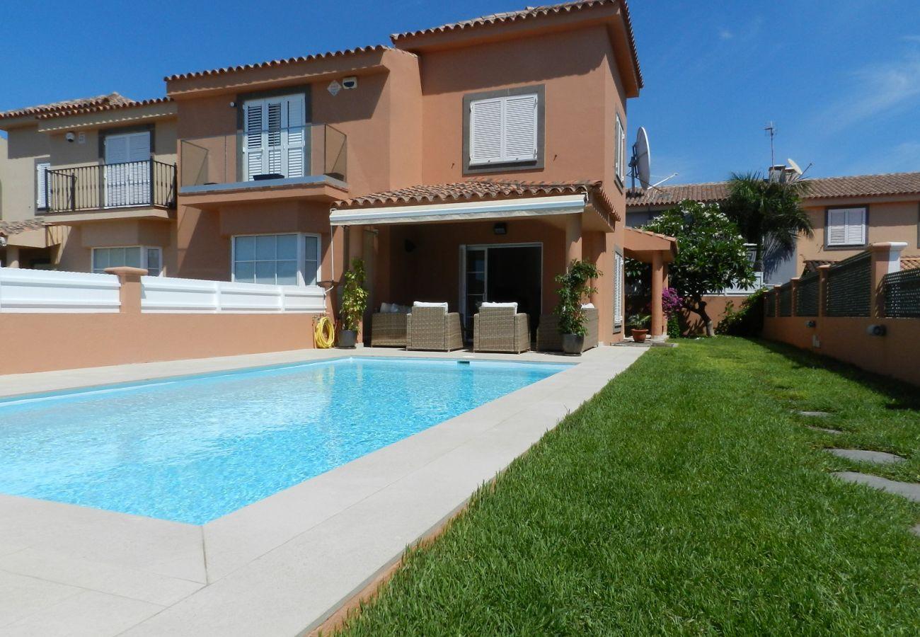 Chalet en Maspalomas - Espectacular villa en Meloneras by CanariasGetaway