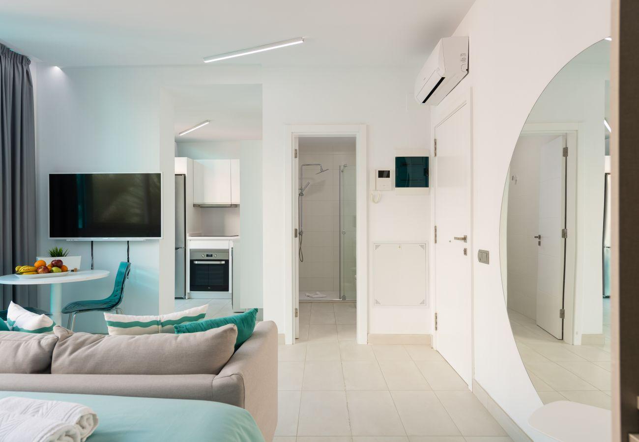 Apartamento en Las Palmas de Gran Canaria - Edison Building 102 By CanariasGetaway