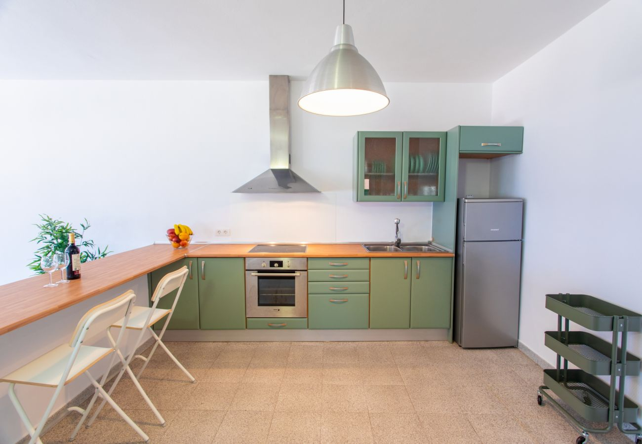 Apartamento en Arinaga - Primera linea de playa by CanariasGetaway