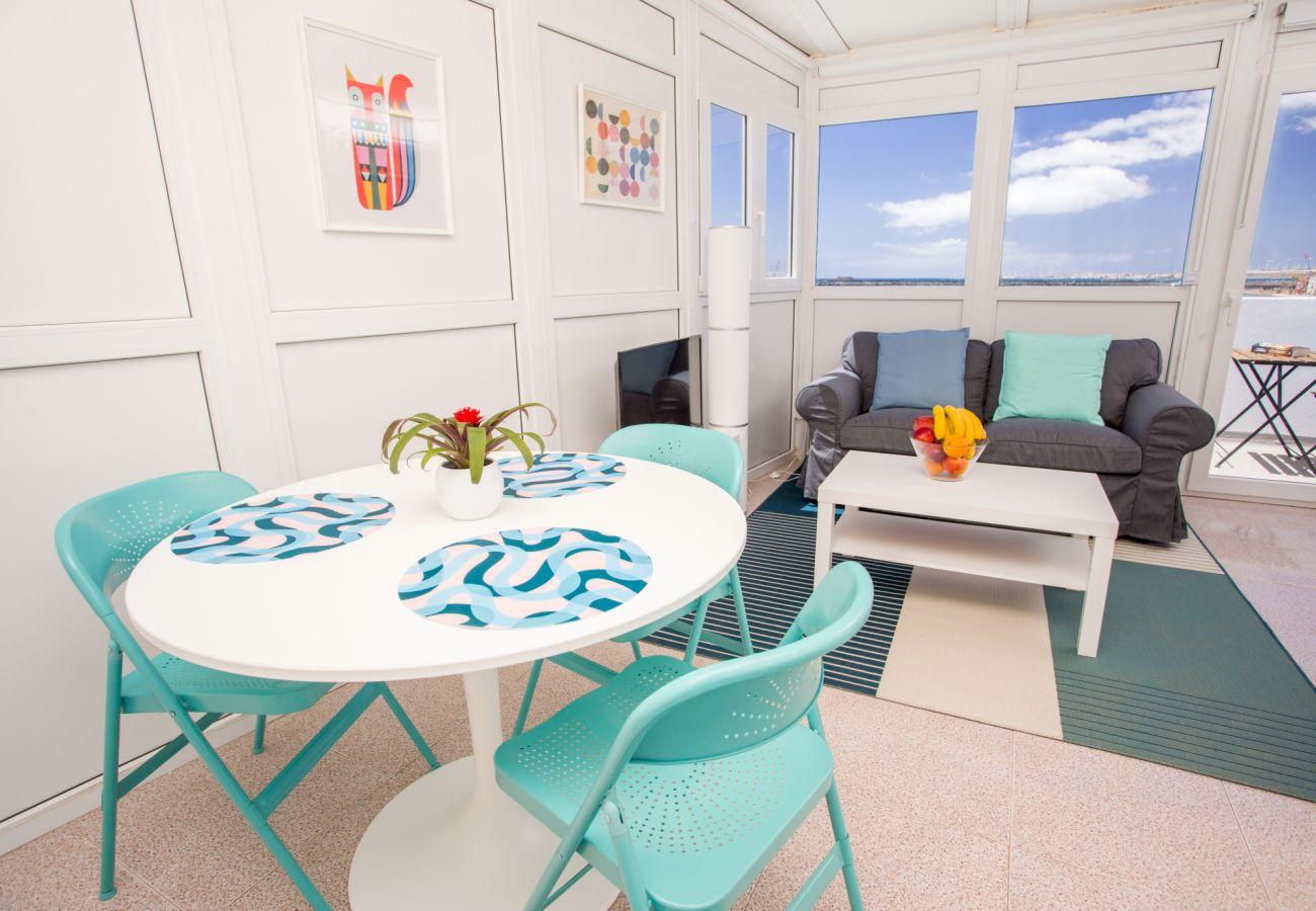 Apartamento en Arinaga - Arinaga Colors - Blue By CanariasGetaway
