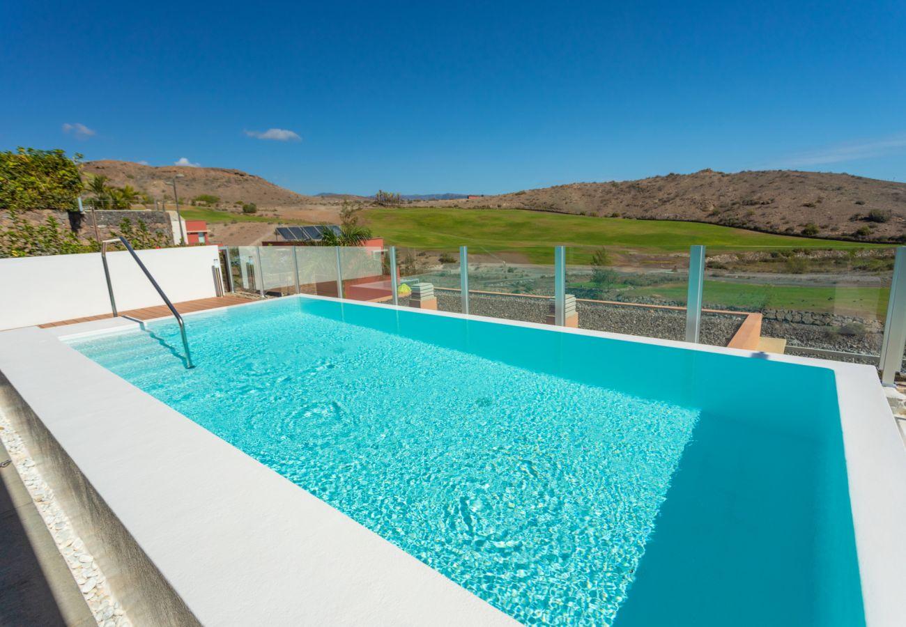 Villa en San Bartolomé de Tirajana - Villa los Dragos Salobre Golf by CanariasGetaway