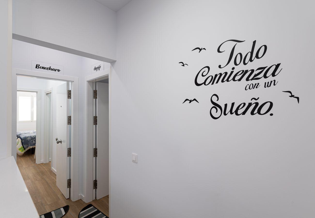 Apartamento en Las Palmas de Gran Canaria - Anzofé by CanariasGetaway