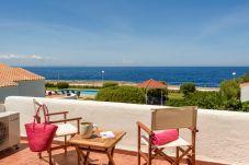 Villa à Cap d´Artruix - Villa privada en Cap d'artrutx con piscina privada,Wifi gratis, AC en habitación principal