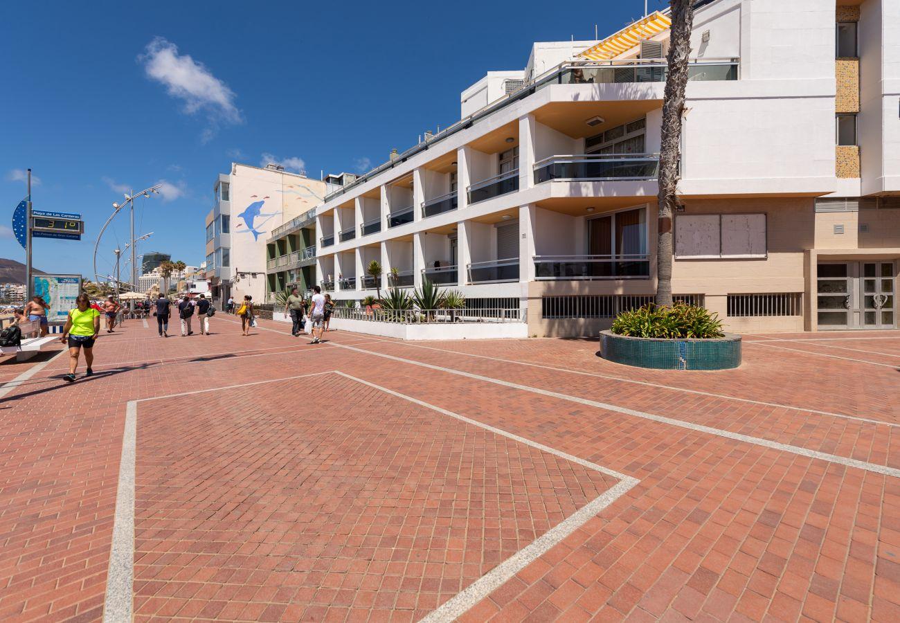 Appartement à Las Palmas de Gran Canaria - Étude up mer confortable by CanariasGetaway
