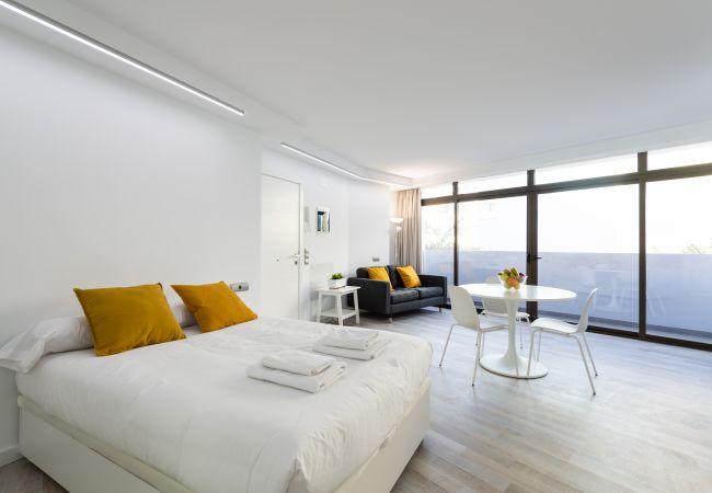 Appartement à San Bartolomé de Tirajana - Aguila Beach 5 + wifi by Canariasgetaway. Near the beach and with pool