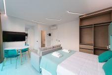 Appartement à Las Palmas de Gran Canaria - NUEVO, CÉNTRICO, ZONA PEATONAL CERCA DE LA PLAYA EN LAS ALTURAS CON WIFI APARTAMENTO GETAWAY 402