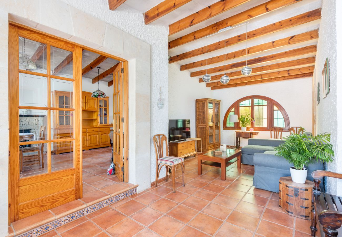 Villa à Cala Blanca - VILLA ONLY 300 M TO THE BEACH