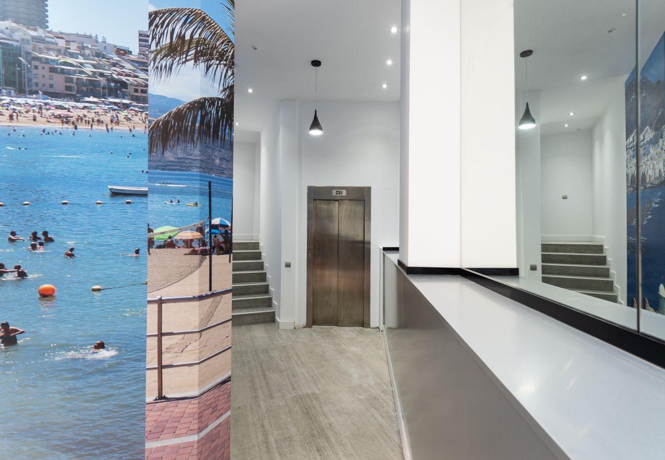 Appartement à Las Palmas de Gran Canaria - Edison Building 102 By CanariasGetaway