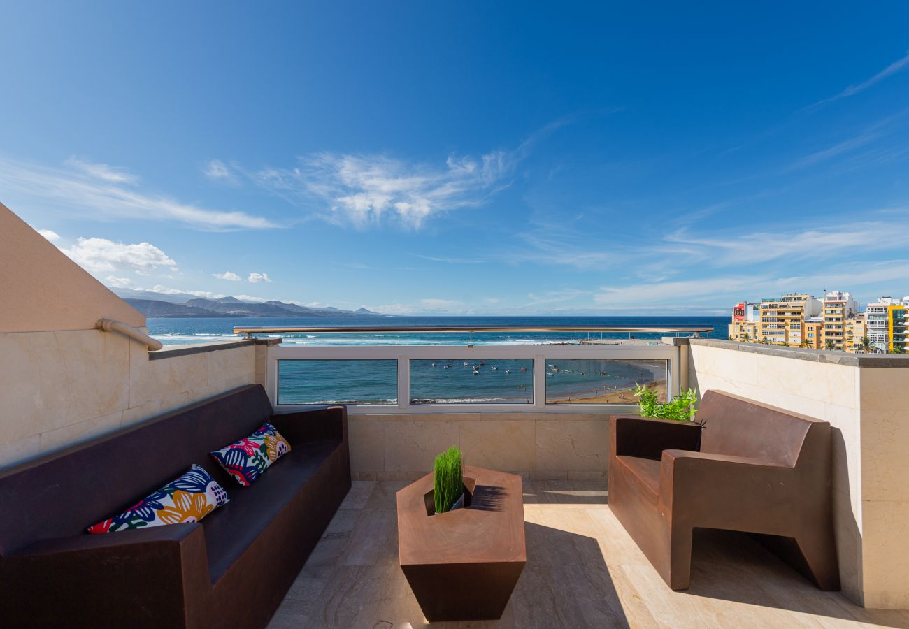 Maison à Las Palmas de Gran Canaria - Awesome 3 bedrooms front line with terrace by CanariasGetaway