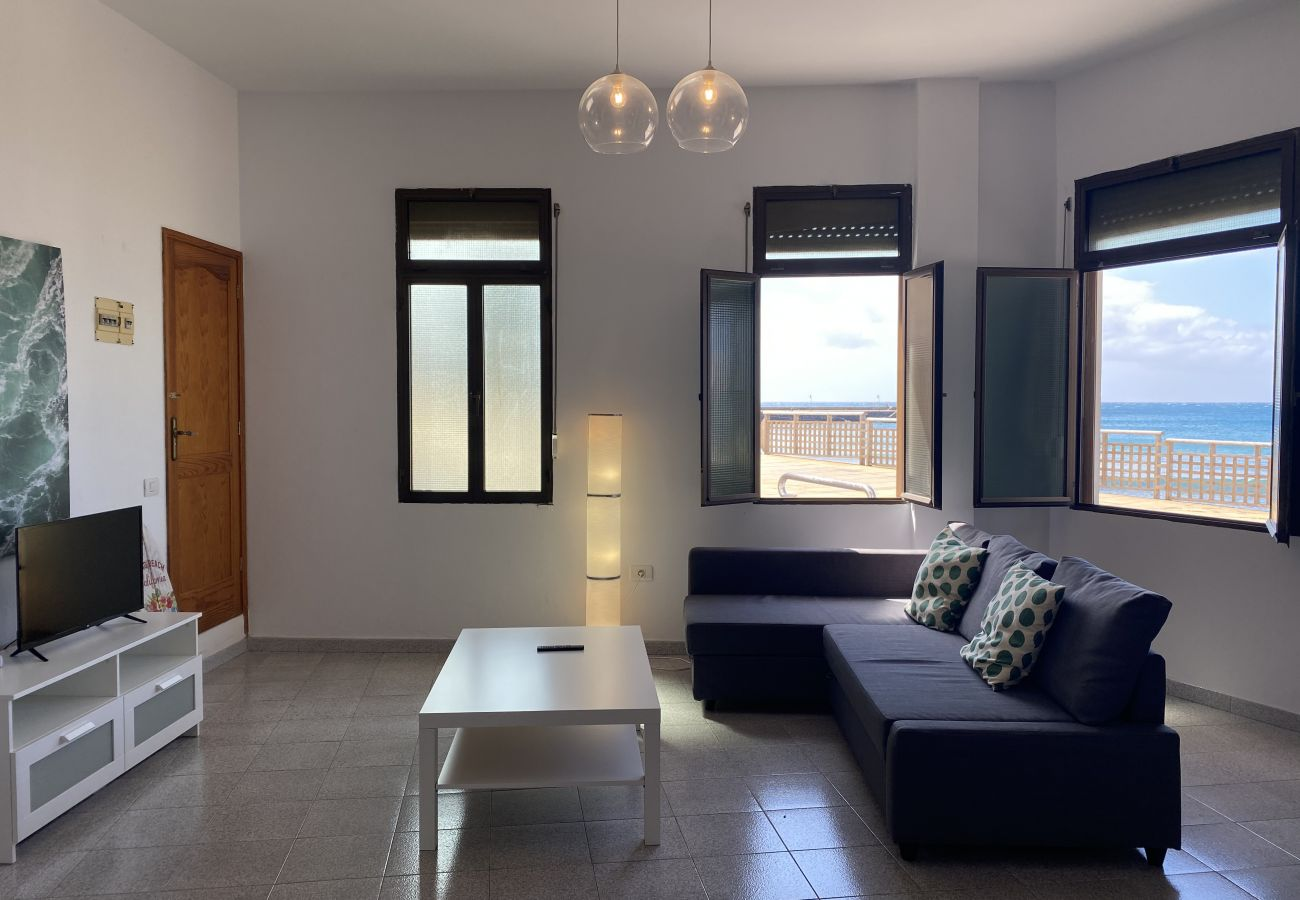 Appartement à Agüimes - Front line Apartment by CanariasGetaway