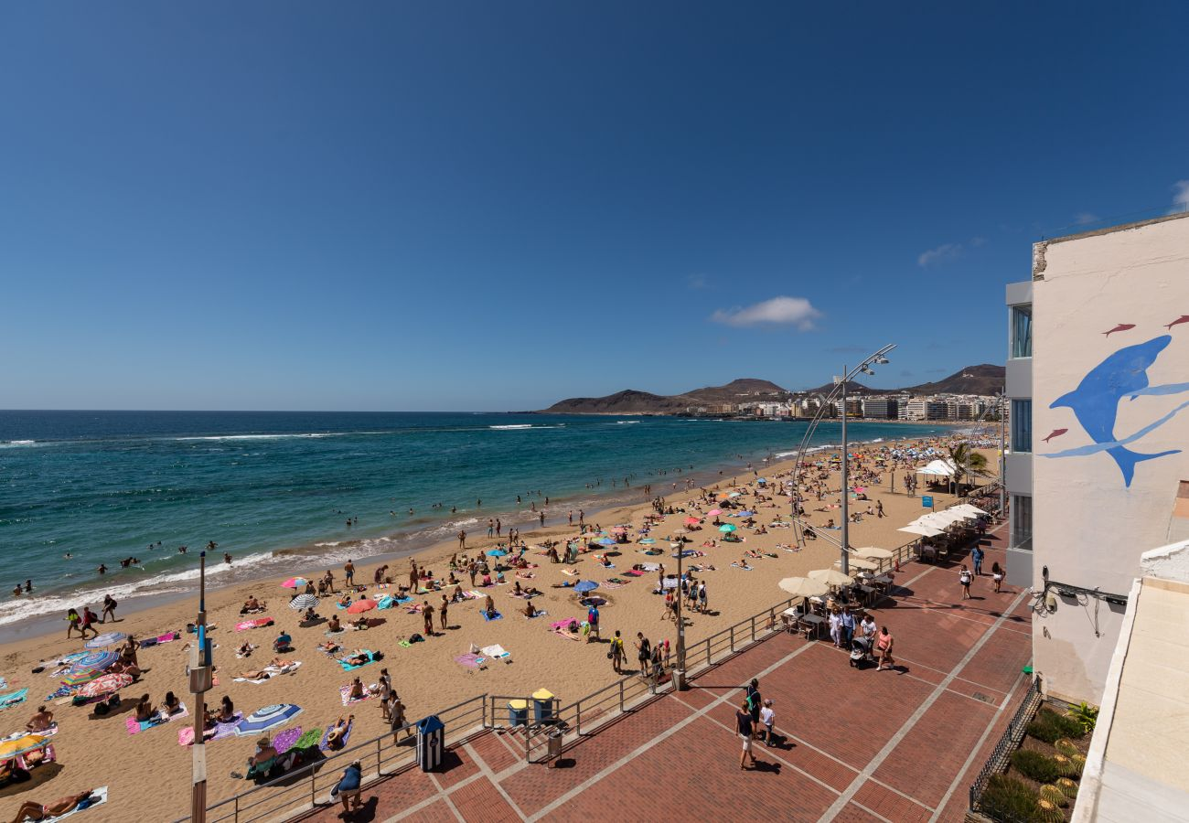 Appartamento a Las Palmas de Gran Canaria - Studio su mare comodo by CanariasGetaway