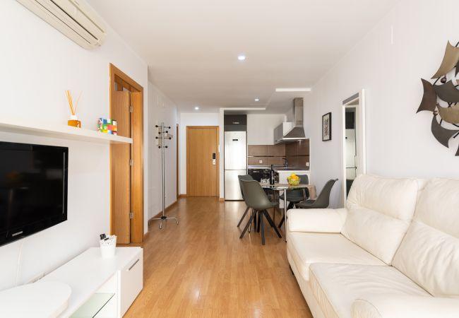 Appartamento a Las Palmas de Gran Canaria - POSIZIONE CONFORTEVOLE E PERFETTA. SPIAGGIA E WIFI 2C