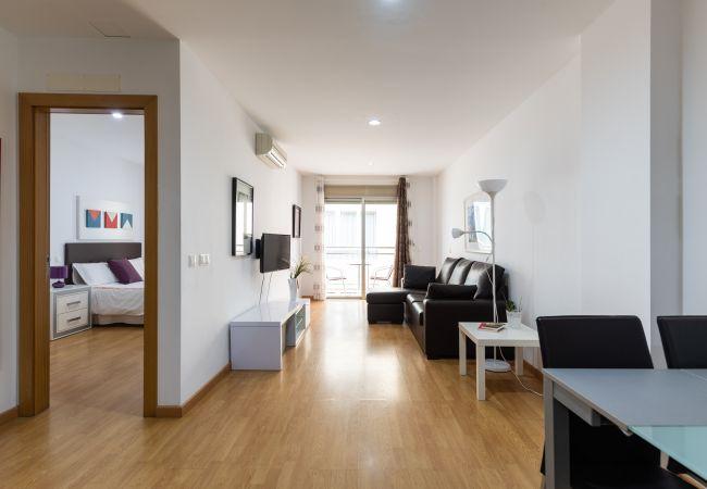 Appartamento a Las Palmas de Gran Canaria - CONFORTEVOLE E MODERNO VICINO ALLA SPIAGGIA+WIFI 2D