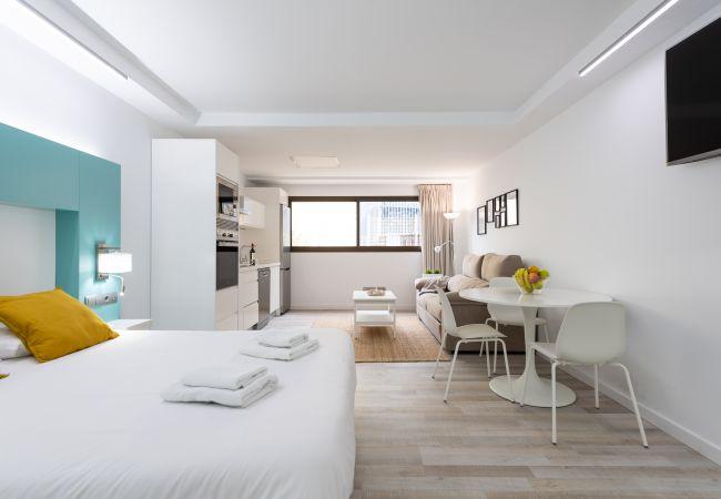 Appartamento a San Bartolomé de Tirajana - Aguila Beach 4 + wifi by Canariasgetaway. Near the beach and with pool