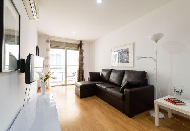 Appartamento a Las Palmas de Gran Canaria - A4D BALCONY BEACH VIEWS + WIFI BY CANARIAS GETAWAY