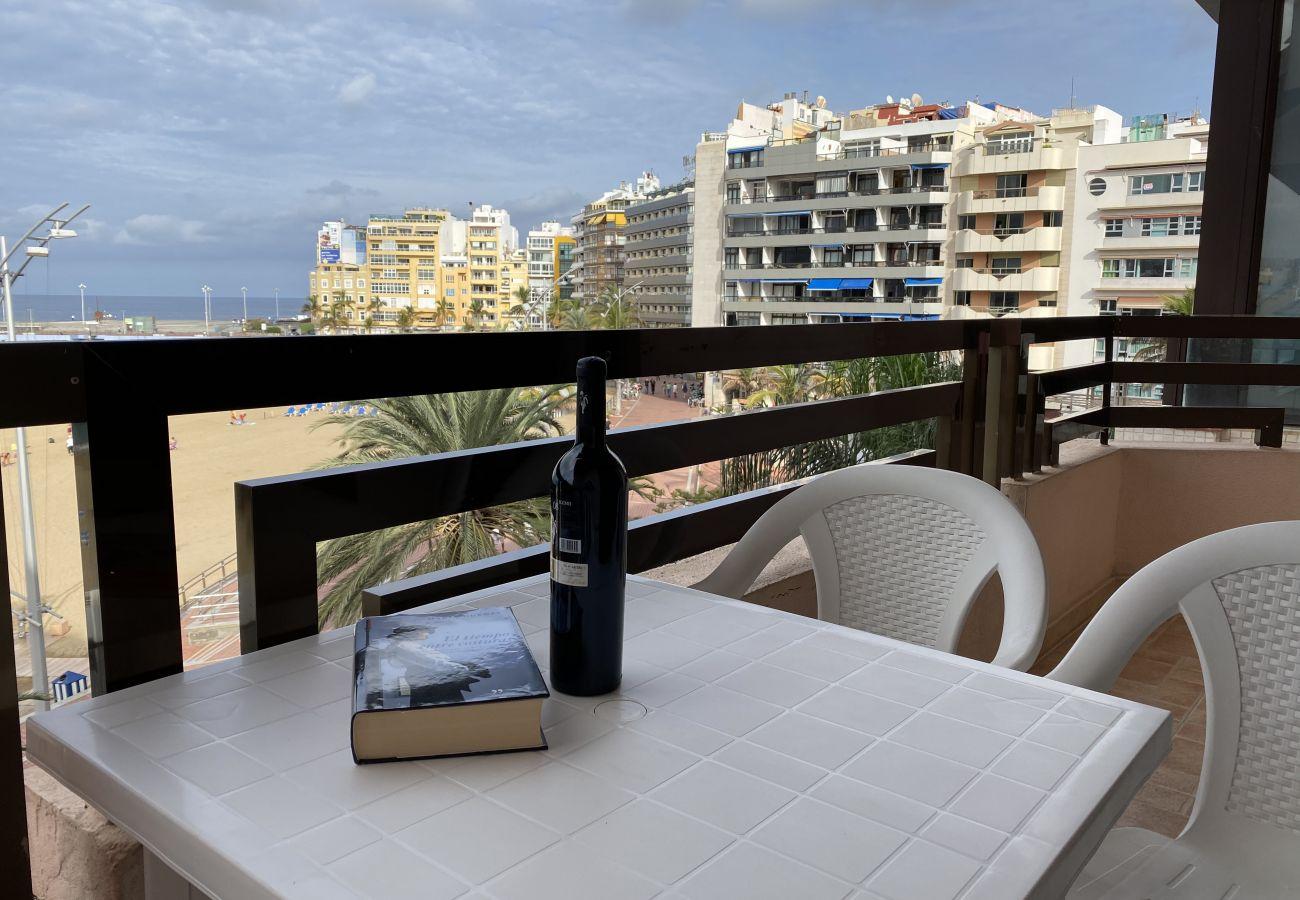 Appartamento a Las Palmas de Gran Canaria - Huge Balcony over Las Canteras By CanariasGetaway