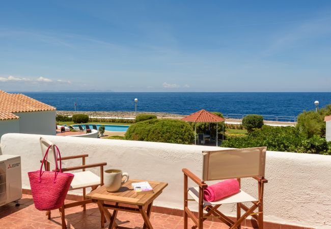 Villa/Dettached house in Cap d´Artruix - Villa privada en Cap d'artrutx con piscina privada,Wifi gratis, AC en habitación principal