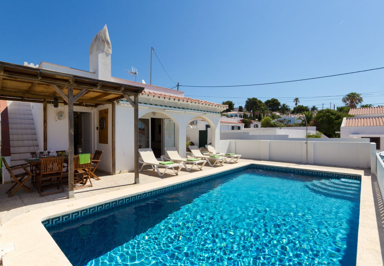 Villa in Calan Porter - Fantastic Holiday Villla with private pool