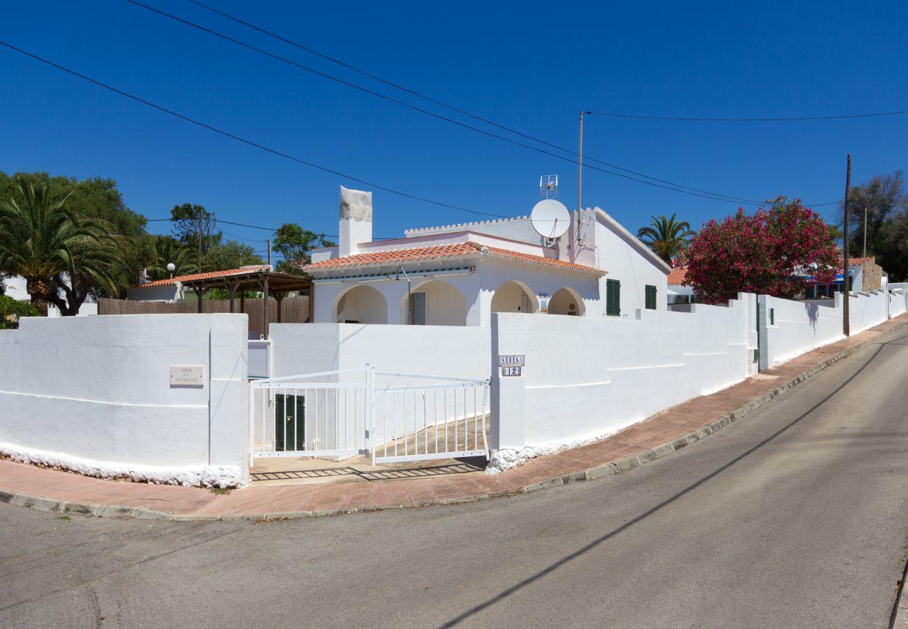 Villa in Calan Porter - Fantastic Holiday Villla with private pool
