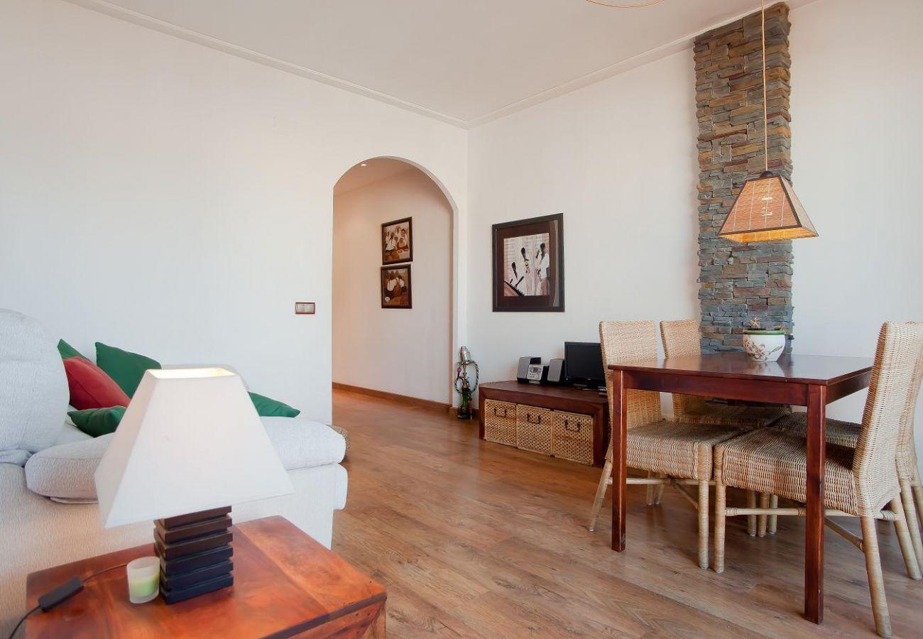 Apartment in Barcelona - ATIC SAGRADA FAMILIA, cute,sunny light, silent flat with amazing private terrace in Barcelona