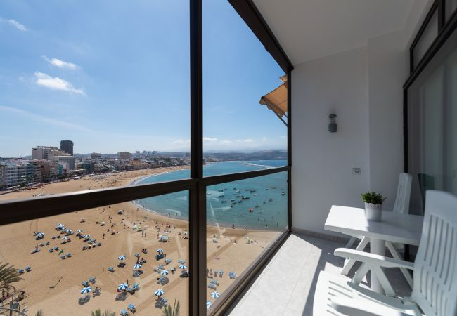 Apartment in Las Palmas de Gran Canaria - APARTMENT WITH GREAT TERRACE AT THE SEA