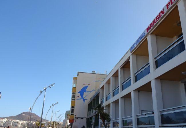 Apartment in Las Palmas de Gran Canaria - CÓMODO ESTUDIO ENCIMA DEL MAR- MARSIN