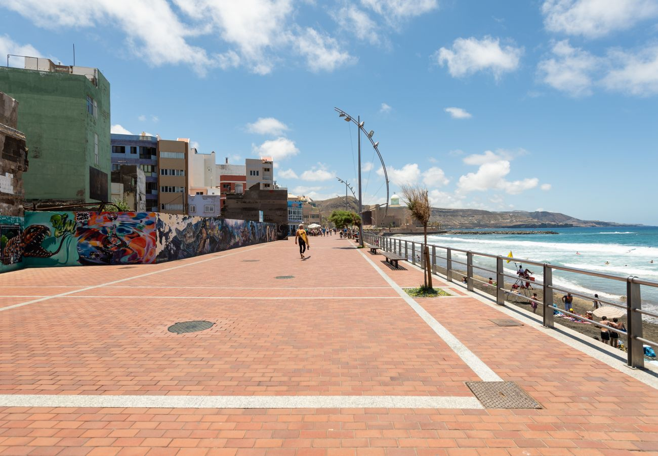 Apartment in Las Palmas de Gran Canaria - FRONT LINE APARTMENT. PERFECT FOR FAMILIES