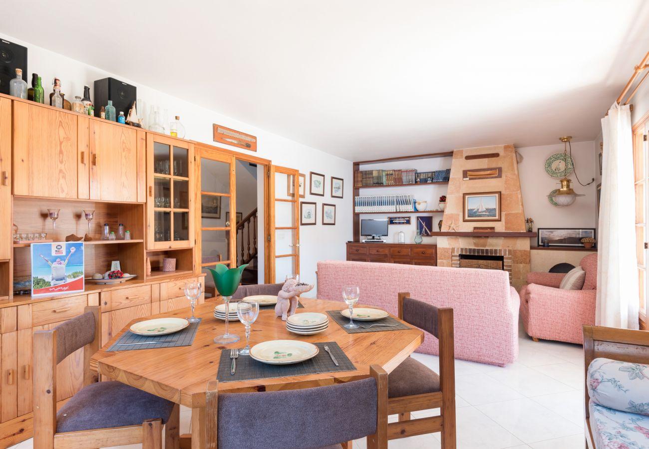 Villa in Ciutadella de Menorca - Villa Jane