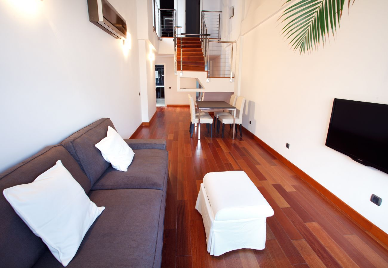 Apartment in Las Palmas de Gran Canaria - BIG & STUNNING ATTIC NEXT TO THE BEACH
