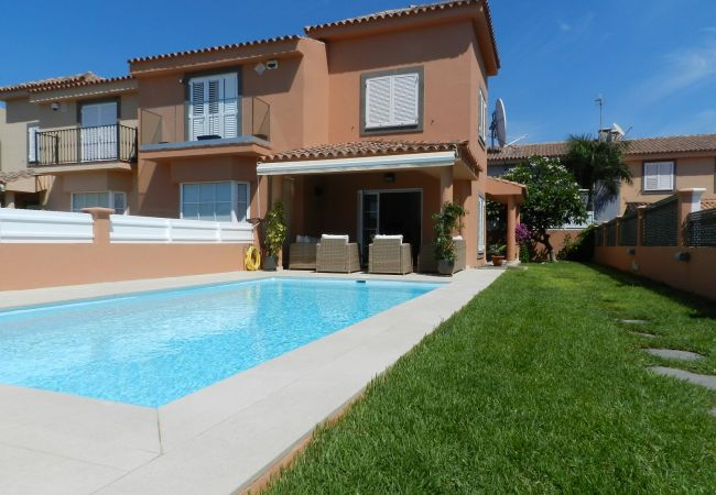 Chalet in Maspalomas - GREAT VILLA IN MELONERAS