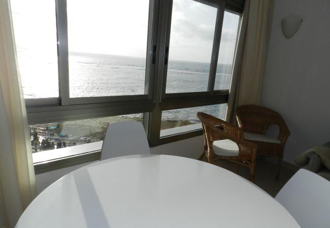 Apartment in Las Palmas de Gran Canaria - VISTAS DIRECTAS AL MAR - TQ.2
