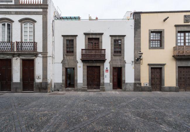 Studio in Las Palmas de Gran Canaria - MIRADOR DE LA CATEDRAL - ANTURIUM