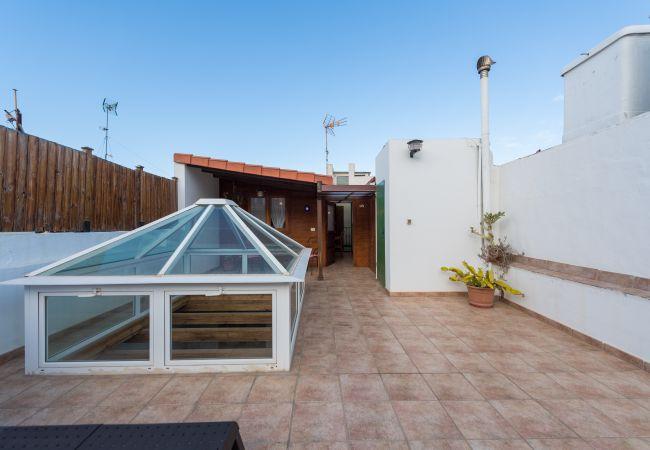 Apartment in Las Palmas de Gran Canaria - MIRADOR DE LA CATEDRAL FLAMBOYÁN