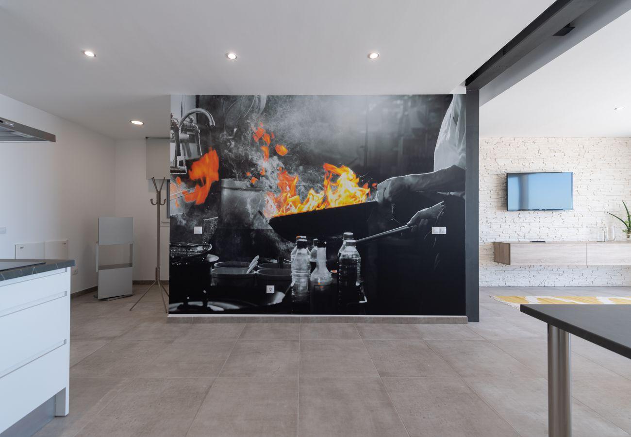 Apartment in Telde - El Echadero - Salinetas by CanariasGetaway