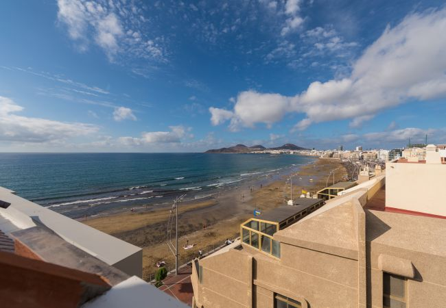 Apartment in Las Palmas de Gran Canaria - AUDITORIUM CANTERAS BEACH - 1