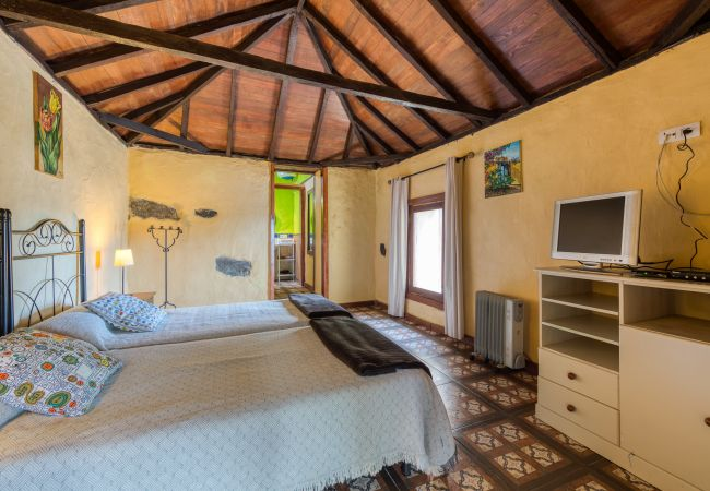 Apartment in Icod de los Vinos - CASA EL PATIO - Finca EL MOLLEDO