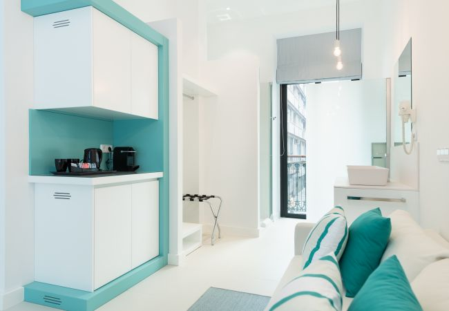 Rent by room in Las Palmas de Gran Canaria - Z 105 DOUBLE SUPERIOR DOUBLE VIEW