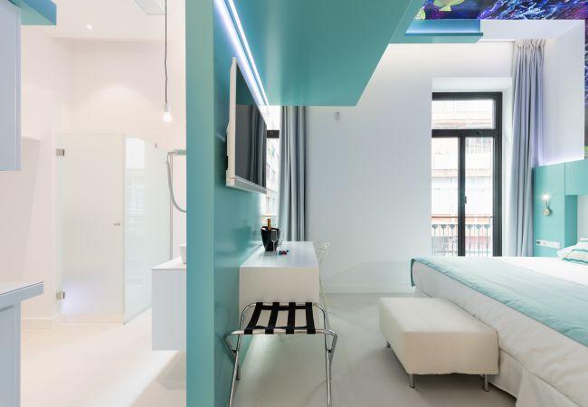 Rent by room in Las Palmas de Gran Canaria - 107 - DOUBLE STANDARD