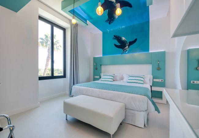 Rent by room in Las Palmas de Gran Canaria - 204 - DOUBLE PARK VIEW