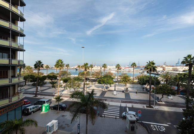Apartment in Las Palmas de Gran Canaria - CÉNTRICO CON VISTAS AL MAR