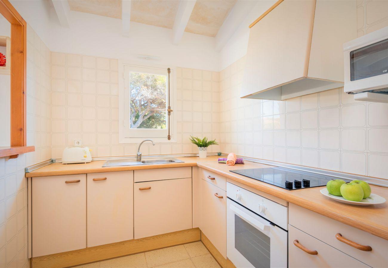 Apartment in Cala´n Blanes - CALAN BRUT APARTMENT G