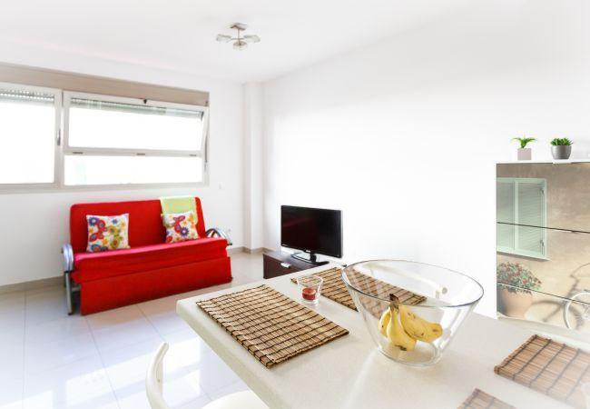 Apartment in Las Palmas de Gran Canaria - APARTAMENTO EN LAS CANTERAS + WIFI + PARKING